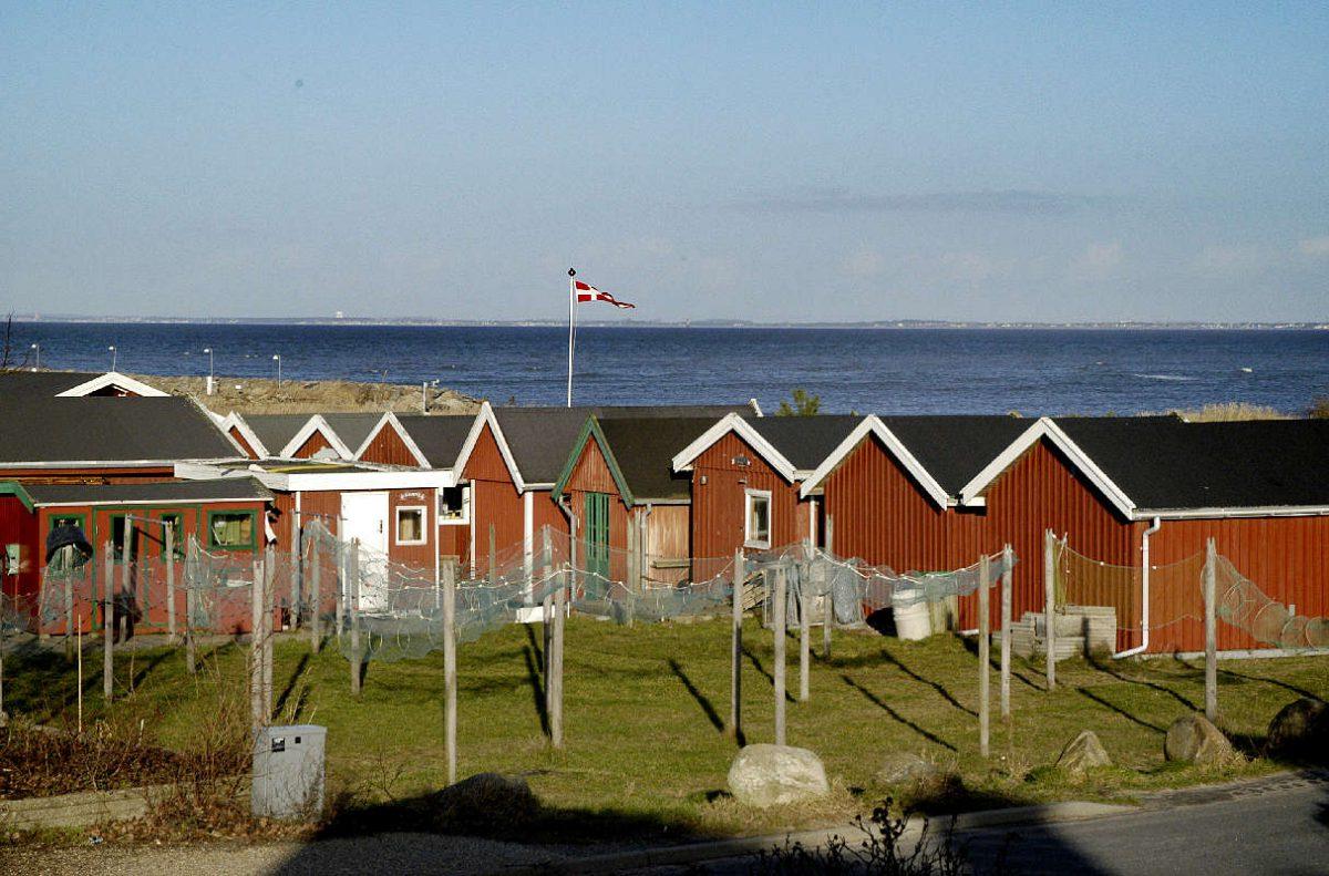 Skrurbyens stejleplads Hornbæk