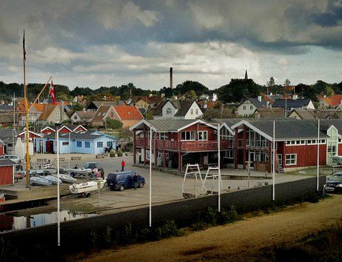 Hornbæk Havn View