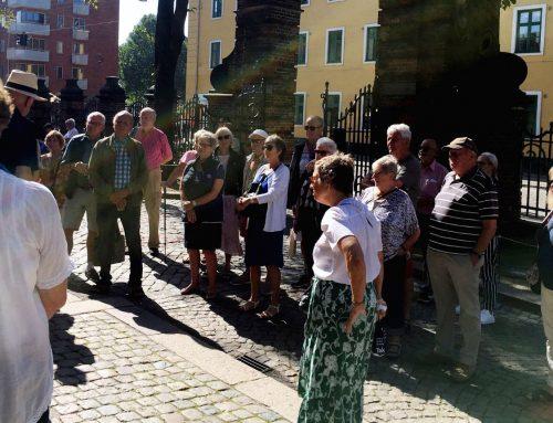 Lørdag den 24. august. Byvandring på Christianshavn